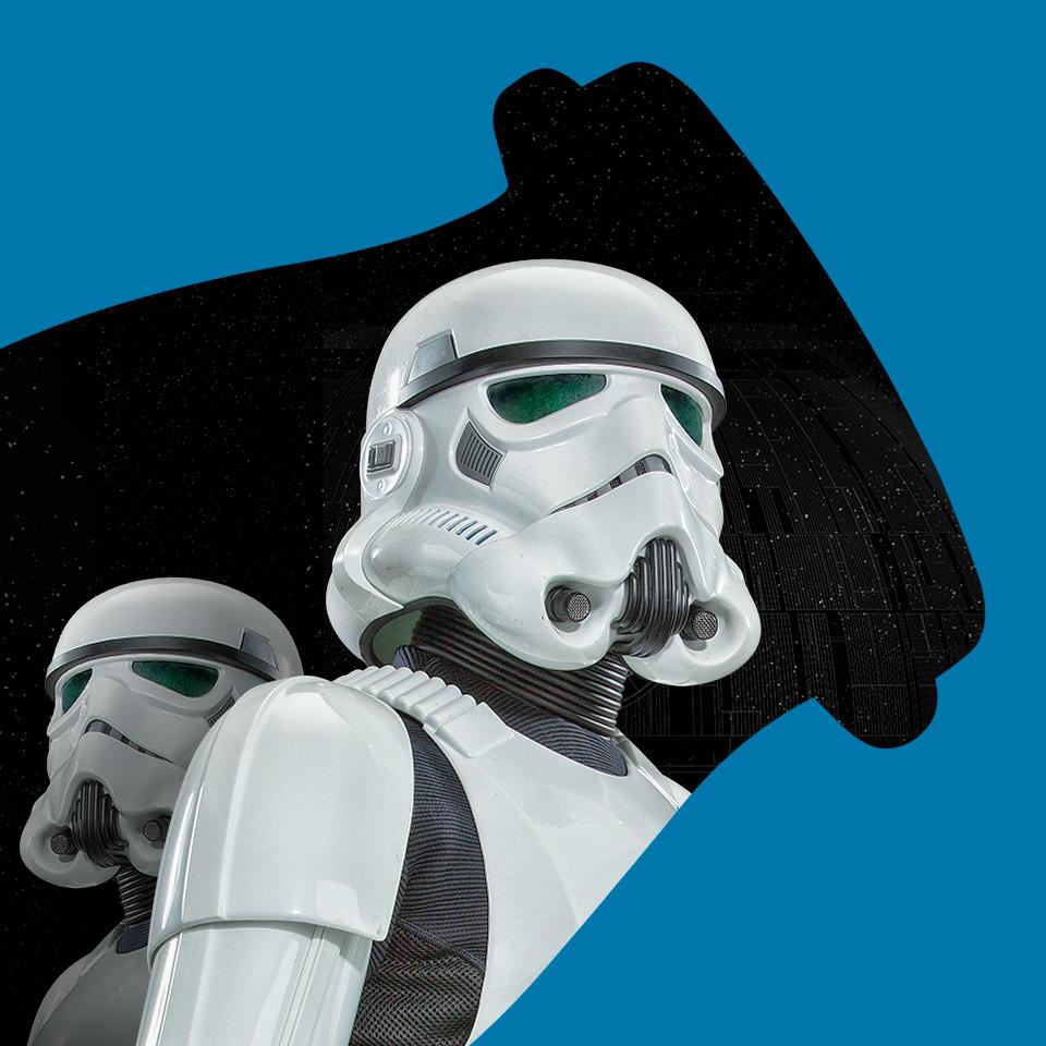 Actimel Star Wars